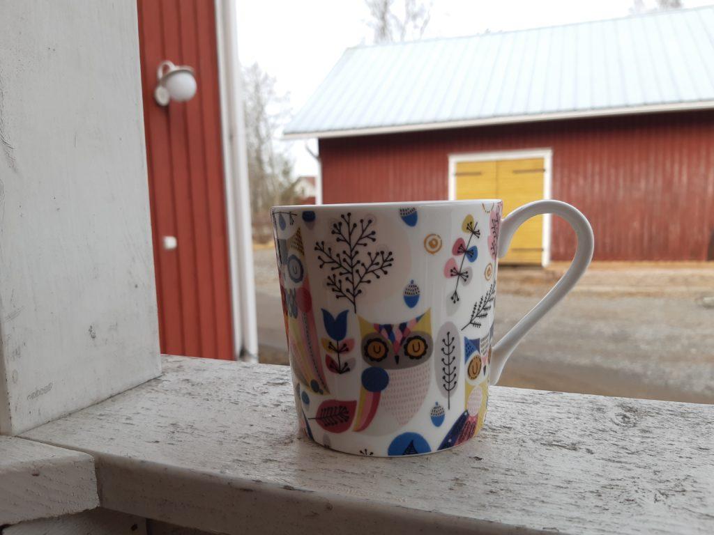 Marko Ala-Fossi's coffee mug